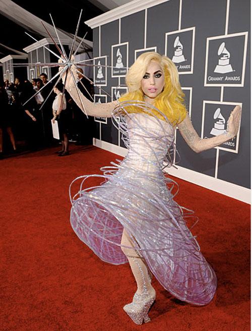 Lady Gaga 2010 Grammys