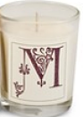 Illume Monogram M Candle