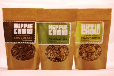 hippie chow all natural granola