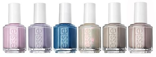 essie spring 2011 nail polish colors