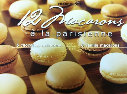 trader joe's macarons
