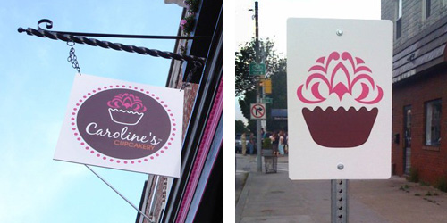 caroline's cupcakery baltimore maryland