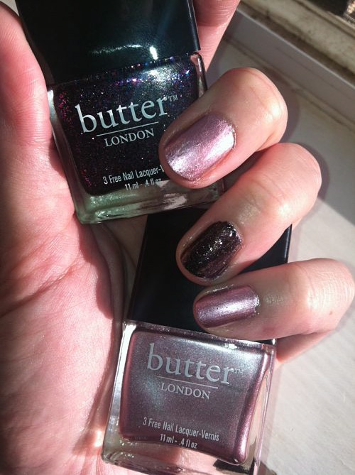 butter london the black knight and fairy lights