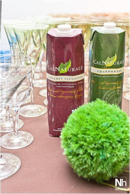 calnaturale chardonnay and cabernet sauvignon