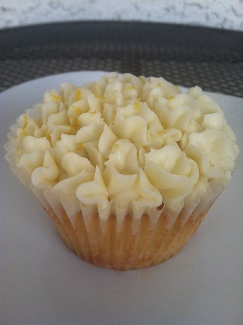 lemon cupcake clock tower bakery overland park