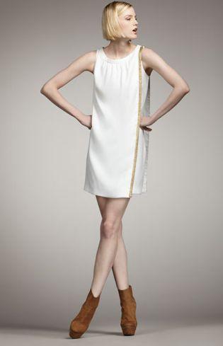 rachel zoe white dress