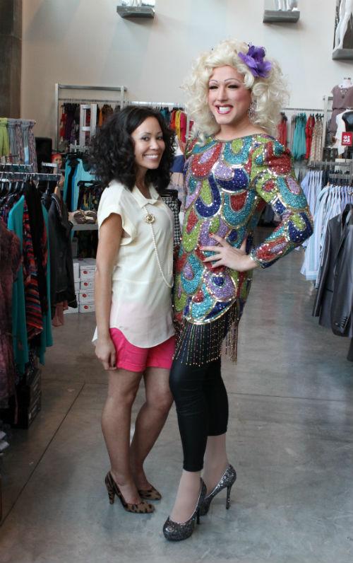 jess mimi and chichi dress to impress fashion show