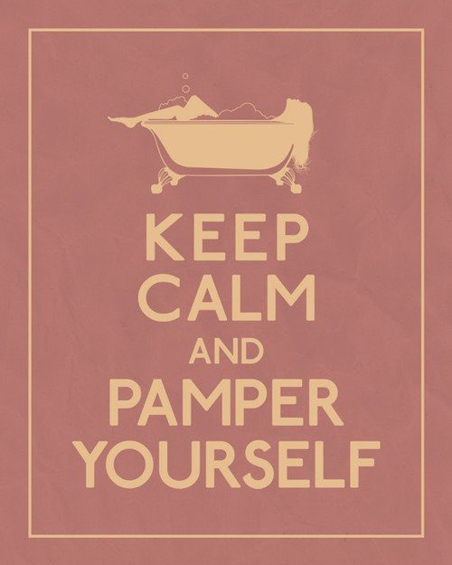 Spa scoop keep calm and pamper yourself for A better day salon