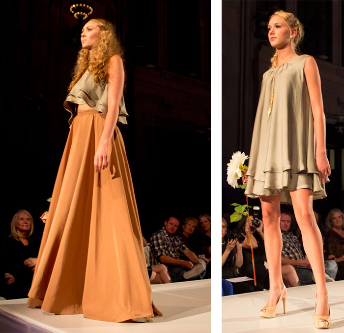 lauren bander kansas city fashion week