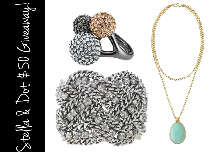 stella and dot $50 gift card giveaway