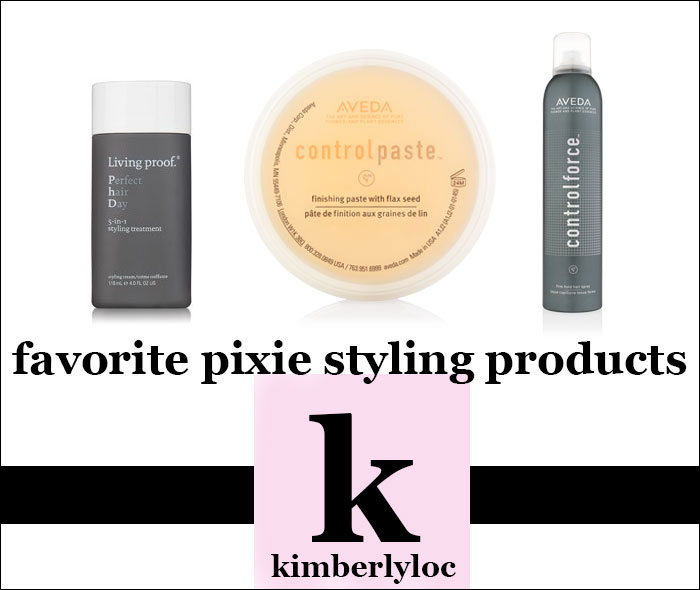 beauty secrets  best pixie hair styling products, part 2