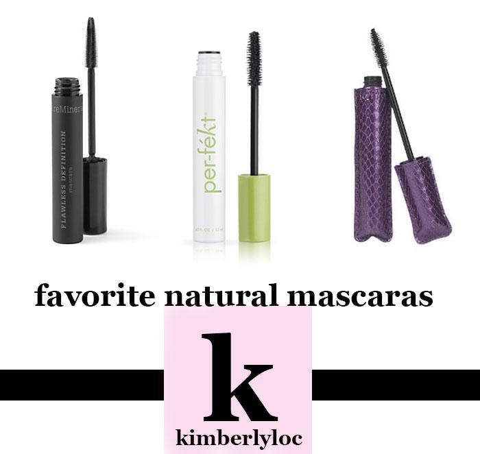 best natural mascaras | natural mascara reviews