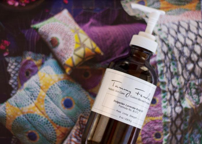 Tammy Fender Bulgarian Lavender Body Oil